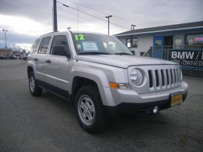 2012 Jeep Patriot 4dr 4x4 Sport Sport