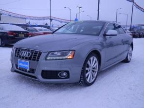 2009 Audi S5 2dr All-wheel Drive quattro Coupe 4.2L