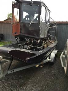 AMERICAN AIRBOAT TOP END GORGEOUS
