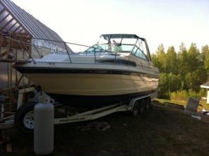 1989 Sea Ray , 268 Sundancer, Best Offer